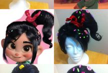 Vanellope / by Shelley Amirato