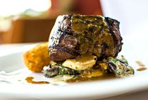 Our Steaks / We serve only the finest quality steaks, imported from Australia and char-grilled to perfection
