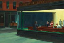 "Visual Culture 2 / Edward Hopper's ""Nighthawks"""