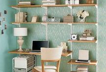 new office / by Kate Snyder Spjute
