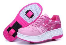 zapatos de  dulce