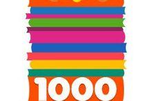 1,000 Books Before Kindergarten / Recommended Reading