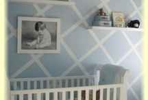 Nursery/Kids Room Ideas / by Elise