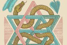 Occult illustration