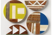 Printed wooden products