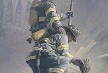 Firefighting :) / by Kathy Kat Elliott