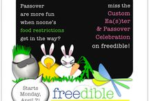Join us on Freedible! / by Hodgson Mill