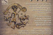 Forn Sed - Asatru - Norse Mythology / www.fornkris.de