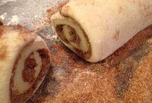 Cinnamon Rolls / Carly! / by the doyles