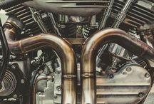 Exhaust ideas