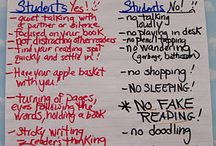 teaching: independent reading