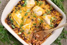 Cooks for Kids Ideas-Main dishes / Great recipe ideas that will feed a crowd!