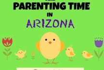 Parenting Time in Arizona / In many Arizona family law cases, the issue of visitation and parenting time is an issue. This board provides answers to many types of questions about parenting time disputes in Arizona.