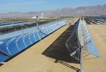 Solar Power: line focus