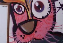 Graffitour - Tour Metamorfosis Urbana 2014 / Graffitour - Tour Metamorfosis Urbana 2014
