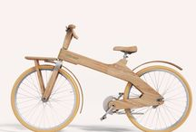 COCO-MAT Wooden Bikes