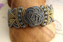 Macrame and/or Leather Bracelets / by Molly Markiewicz