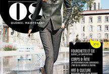 Couverture 16.08 Cover / Toutes les couvertures de nos magazines. Cliquez sur la photo pour les consulter!