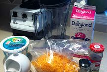 SMOOTHIES, JUICING & DRINKS. / by Taylor Seeger