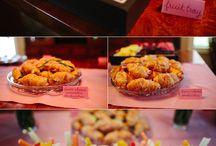 Snack / Mellom-måltid mellom kirken og middagen