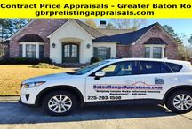 Pre Contract Price Home Appraisals Baton Rouge