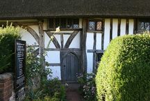 Exceptional Sussex Buildings / Fine architectural examples, as well as more humble but pretty buildings, in our lovely county of East and West Sussex
