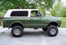 Chevy k-5
