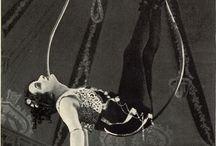 Le cirque vintage