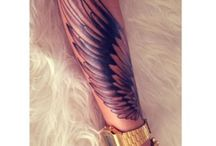 Tattoos / by K D