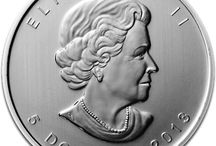 Silbermünzen (CA) Royal Canadian Mint