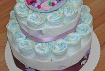 Geschenke zur Geburt / Taufe / 1. Geburtstag / Mit ganz viel Liebe selbstgemacht!