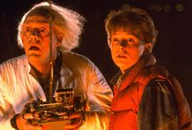 BACK TO THE FUTURE 1985 / by Ody Rivas