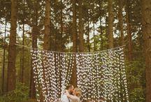 Ślub ścianka