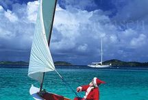 Christmas in the Caribbean Party / Everything but Snow!!!