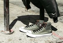 Sneakers/converse