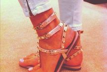 shoes make me happy,  I'm superficial.... whatever.!