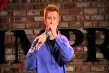 Comedians / by Ashley Bokar