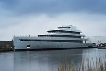 Superyachts and Super Shipyards