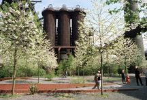 ARCHITECTURE || post-industrial/landscapearchitecture