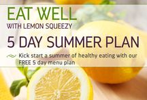 Eat Well with Lemon Squeezy / 0