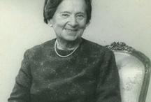 Rønnaug Petterssen. My mothers grate mentor in Dollmaking making in Norway.