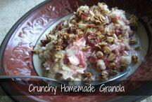 Food: granola
