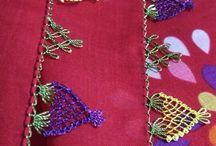 турецкое вязание, турецкое кружево