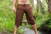 Comfortable Menswear / Casual men's clothing made from eco fibers to suit your lifestyle.