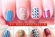 Autumn/Winter 2013 nail art designs.  / RedCarpetNails best of the best A/W 2013 designs.