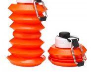 Waterbottle- collapsabottle / Ohyo collapslabottle Sammenleggbar flaske