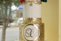 Wedding cake st james