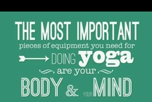 Yoga & Meditation / Poses, inspiration, gear and yogi love + a big dose of relaxation and focus.