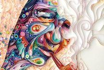 Creative Inspiration + Art / by Caroline Holloway