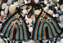 Crochet Bikinis / by Julie Jules